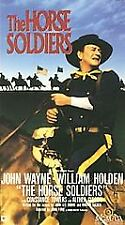 The Horse Soldiers (VHS, 1996)