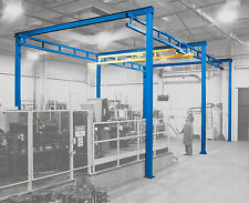 Gorbel Ergonomic 1/2 Ton Freestanding Crane System | Easy to Assemble