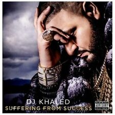 Suffering from Success [PA] by DJ Khaled (CD, Nov-2013, Island (Label)) NEW