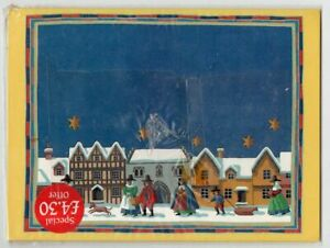 Great Britain Sc 1196a 1987 2nd class Christmas stamp booklet mint NH
