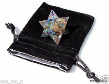 7 Chakra Orgone Merkaba Star - Crystals with Orgone Energy!