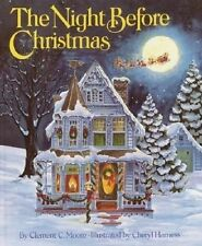 NEW The Night Before Christmas by Clement C. Moore