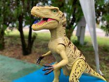 Kid Galaxy Poseable Dino Dinosaur Allosaurus Jurassic Plastic Toy Action Figure