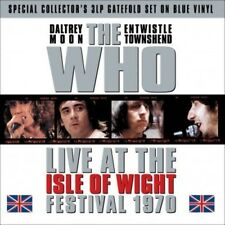 The Who - Live at the Isle of Wight Festival 1970 [New Vinyl]