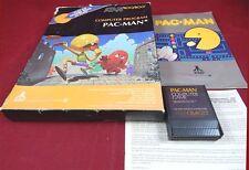 Atari XL: PAC-Man-Atari 1982
