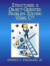 Structured & Object-Oriented Problem Solving Using C++ (3rd Edition)-ExLibrary