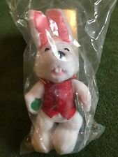 Avon Peter Cottontail Funny Bunny Talking Plush Easter Bunny Doll Toy New