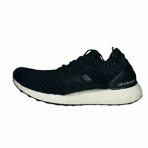 Adidas Women's UltraBoost X Core BB6162 Black Athletic Running Shoes Lace Up 6M