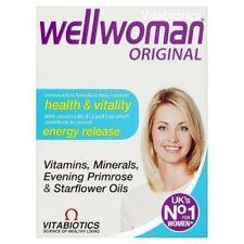 Vitaminas y minerales Vitabiotics cápsula