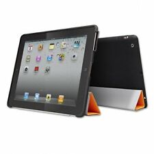 Cygnett SmartSound TPU Hülle Etui mit Sound Scoop für iPad 2 & 3 schwarz
