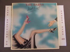 THE BABYS HEAD FIRST LP W/ EVERY TIME I THINK OF YOU CHR 1195