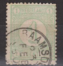 NVPH Netherlands Nederland nr 31 CANCEL RAAMSDONK Cijfer 1876