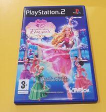 Barbie e Le 12 Principesse Danzanti GIOCO PS2 VERSIONE ITALIANA