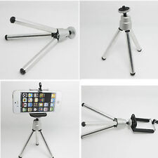 Universal Rotatable Tripod Holder Stand Mount for iPhone 5 4s 4 3Gs Mobile Phone