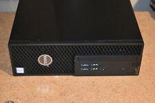 Dell Precision 3420 Workstation Xeon E3-1245 v5 3.5GHz 256GB NVMe SSD Windows 10