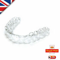 8 Pcs Teeth Whitening Mouth Trays Bleaching Thermo Gum Shield Teeth Grinding New
