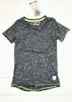 """VINGINO T-Shirt  """"Helixo"""" Greyish Gr. 8/EU 128  Neu"""