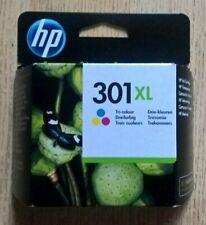 Original HP 301XL  Tri-Color Printer Ink Cartridge