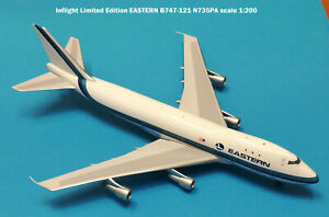 Inflight Limited Edition EASTERN B747-121 N735PA  1:200