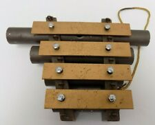 Vtg J C Deagan Dinner Chime Four Note Antique Collectible Bell Xylophone
