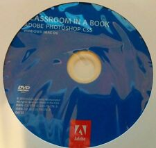 Adobe Photoshop CS5 Classroom in a Book DVD WINDOWS MAC Training Video Tutorial