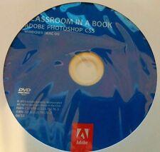 Adobe Photoshop CS5 Classroom in a Book DVD WINDOWS MAC Training Video Tutorial