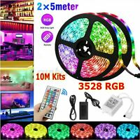 Waterproof 10M 32ft 600 LED RGB 3528 SMD Strip Light Flexible  Y