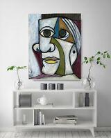 Pablo Picasso Oil Painting Retrato de Dora Maar Hand-Painted Art Canvas L 30x40