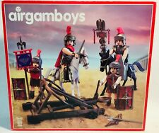 AIRGAMBOYS AIRGAM BOYS AIR GAMBOYS ref 008 catapult roman catapulta romana
