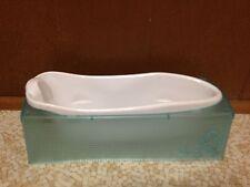 2007 Barbie Doll My House Blue Bathtub Bath Tub Bathroom Home Furniture