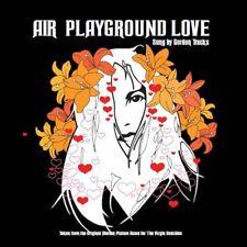 "AIR - Playground Love rare orange vinyl 7"" RSD eXclusive new sealed"