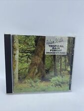 Relax with... Tropical Rain Forest (enhanced with music) [CD]