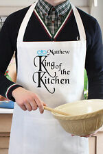 Solid Pattern Kitchen Aprons