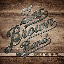 Zac Brown Band, Zac Brown - Greatest Hits So Far [New Vinyl]