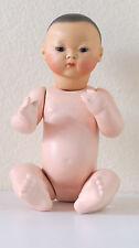 Asiatique   A.M  353     36 cm        Poupée Ancienne  Reproduction Antique doll