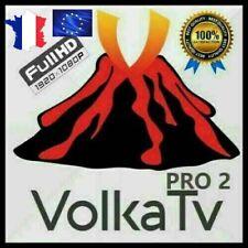 VOLKA PRO 2/X ( ANDROÏD, SMART TV, KODI) VOLKA  PRO 2 EN 5 MN