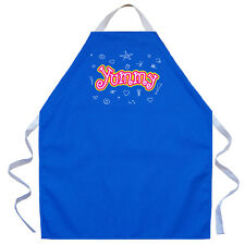 Fun Cooking Kitchen Aprons Gifts for Kids Children Boys Girls Yummy Novelty