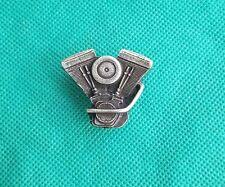 """Motor V"" - Harley , Indian ... Biker , Moto , Pin , Badge"