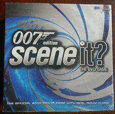 Scene It DVD Game 007 Edition James Bond