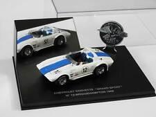 Universal Hobbies Eagle's Race Chevrolet Corvette Bridgehampton 1966 1:43