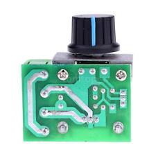 High-power 2000W 220V AC SCR Voltage Regulator Motor Speed Control Controll K6E0
