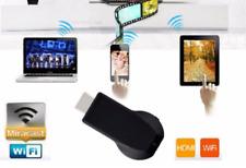 EasyCast OTA 2.4G WiFi Anzeige Dongle  -  2.4G WIFI  SCHWARZ
