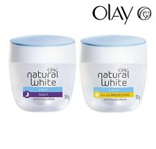 Whitening Cream Olay Natural White All In One Fairness SPF 24 Day / Night 50g