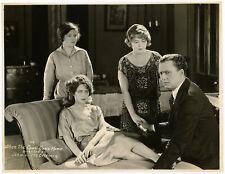 Norma Shearer Rare Original 1923 Man and Wife Production Still Photograph Unique