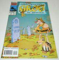Groo the Wanderer #111 Comic Marvel Epic Sergio Aragones 1st Print Stan Sakai