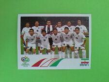 FIGURINE PANINI WORLD CUP GERMANY 2006 - N.263 TEAM IRAN
