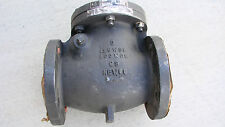 3'' Newco # 32F-IB7 Cast Iron Swing Check Valve New Flange End Class 125 IBBM
