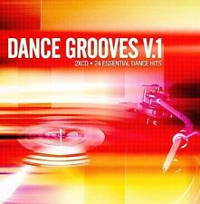 DANCE GROOVES Volume 1 Essential Dance Hits *2 CD Set*