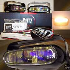CATZ MSX Gold Fog Lights Fits PIAA 1500 Hella KC Honda