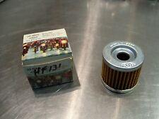 NOS SUZUKI 16510-05240 HI-FLO ENGINE OIL FILTER DR125 SP125 ALT125 DR100